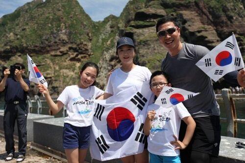 不去日本了!韩日争议岛屿成韩国人热门旅游地