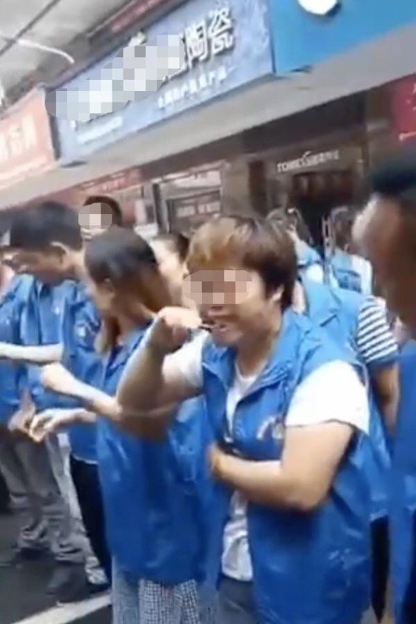 业绩不达标就吃泥鳅喝鸡血?贵州黔南州劳动监察部门介入调查