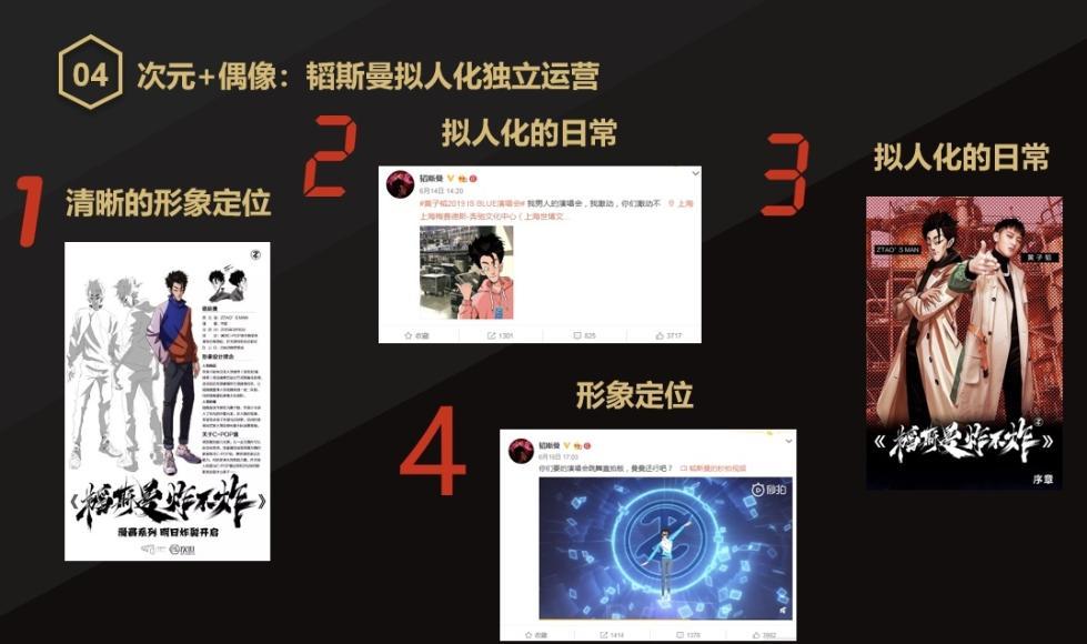 黄子韬二次元形象韬斯曼 获超级红人节最潮动漫形象