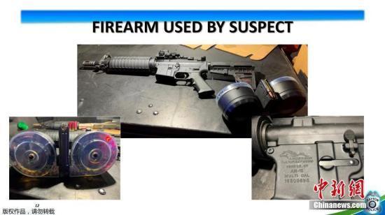 特朗普将访问两座枪击案城市 控枪立法获跨党派