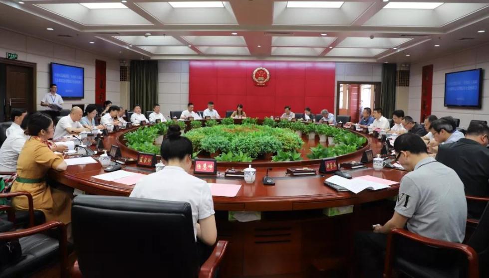 广西高级人民法院与工商联召开工作联席会议