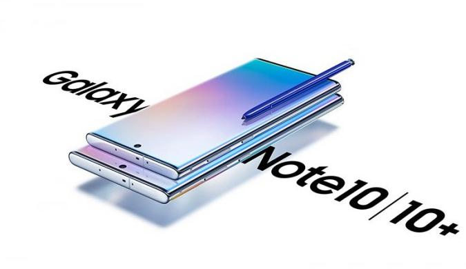 三星正式發布Note 10系列:兩款機型,有5G版本