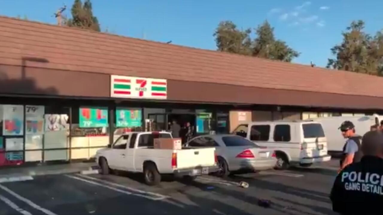 快讯!美国加州系列持刀抢劫事件已致4人死亡、2人受伤