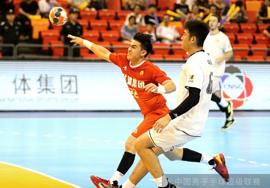 手球联赛决赛激情打响 中国华体旗开得胜
