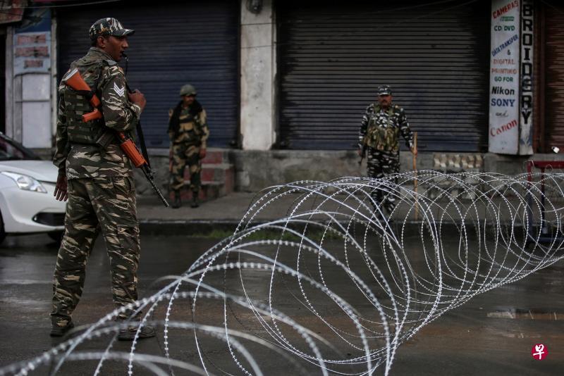 局势升级!印度在克什米尔地区逮捕超500人
