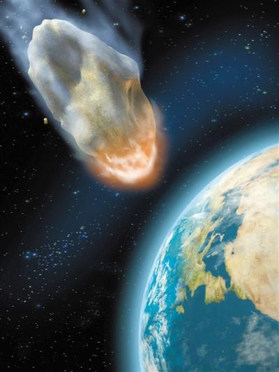 影響全球的撞擊事件預警時間會很長