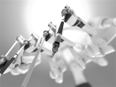 """玩轉""""柳葉刀"""" 國產醫療機器人正走向臨床"""