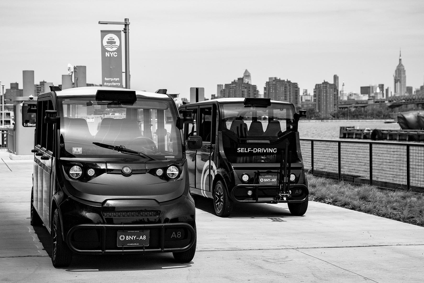自动班车,图片新闻,环球时报