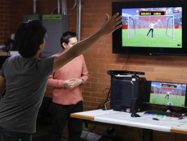虚拟现实游戏助力神经康复治疗