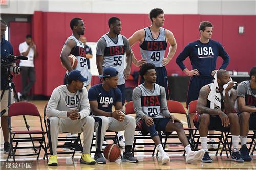 """美国男篮大牌""""退群""""4个原因"""