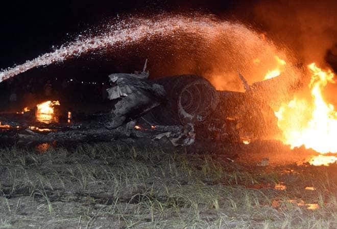 印度空軍1架蘇30戰斗機墜毀 今年墜機已達13架