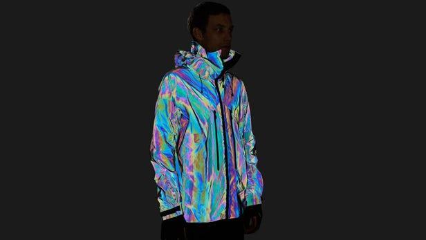 Vollebak从鱿鱼获得灵感 研发出可变色夹克
