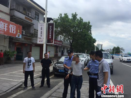 广东河源警方破一致人死亡案 嫌疑人潜逃11年终落网