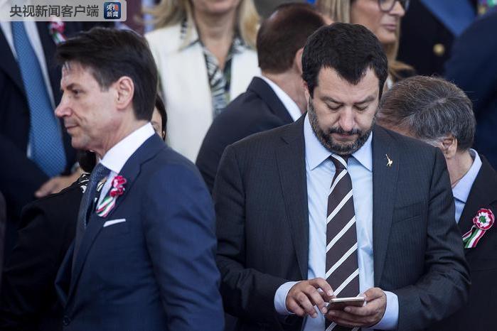 意大利政府现危机 执政联盟关系破裂
