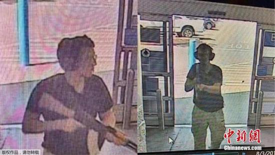 美得州枪手母亲忧儿子持枪曾报警 未受警方重视