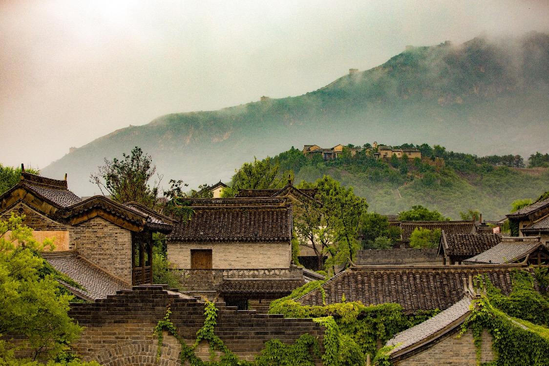 京郊休闲度假:一个美丽的北方水镇