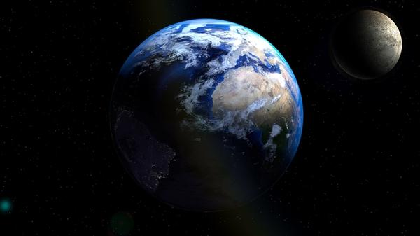 金星尴尬了 水星才是距离地球最近的行星