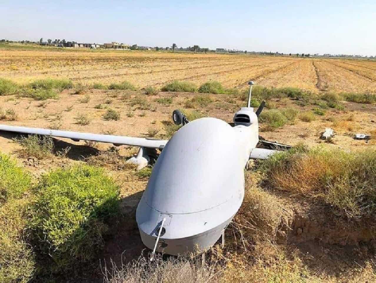 美媒稱美MQ1C無人機在伊墜毀 可能遭電子干擾