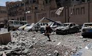 沙特联军对也门发动袭击