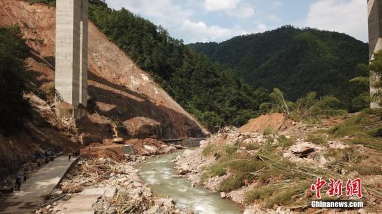 地质灾害气象风险预警:山东安徽等地气象风险较高