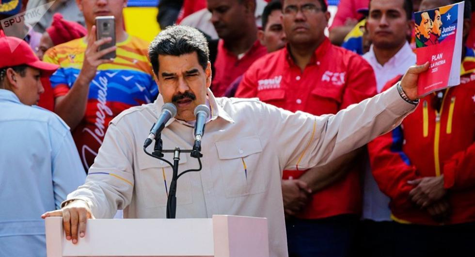 委内瑞拉政府决定加大石油产量 马杜罗:必须创造财富来源