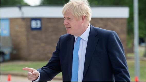 斥资25亿英镑,约翰逊誓言在监狱增设1万位置