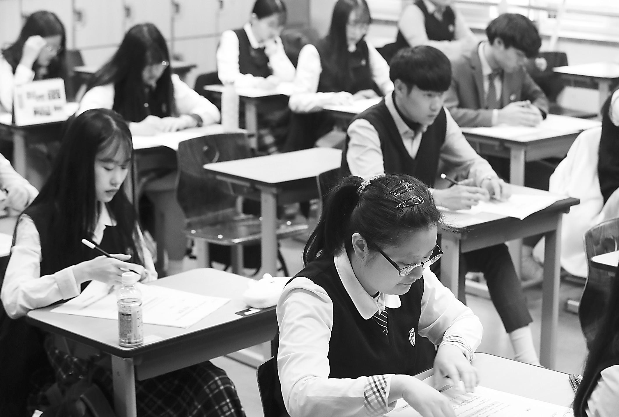 日韩学生暑假一样不轻松