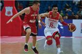 国际男篮锦标赛:中国队胜克罗地亚队