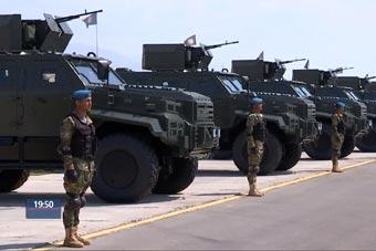 乌兹别克斯坦购土耳其上千辆装甲车 首批到货