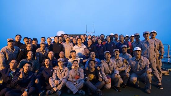 海上牧箭记 中国航天海射首秀背后的年轻人