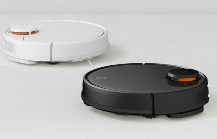 米家扫拖机器人发布:3种扫拖模式 最大2100Pa大吸力