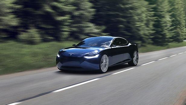 挪威Fresco Motors宣布推出高性能电动车Reverie