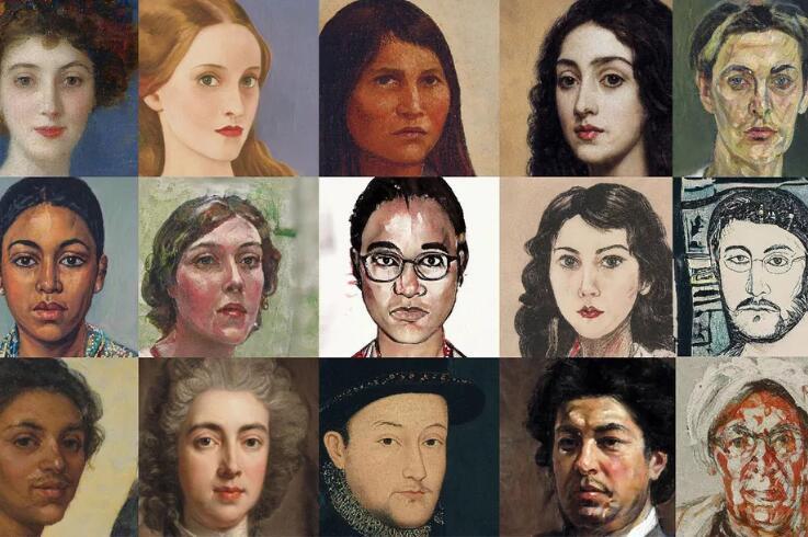 这个AI学习了4.5万幅画后 让你秒变梵高画作主角