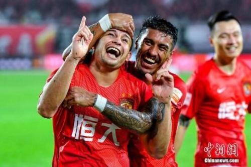 """埃尔克森""""越过""""武磊 他会成为中国足球的答案吗?"""