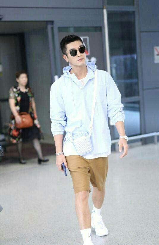 杜江又酷又帅,活妥妥的衣服架子,超模范儿十足