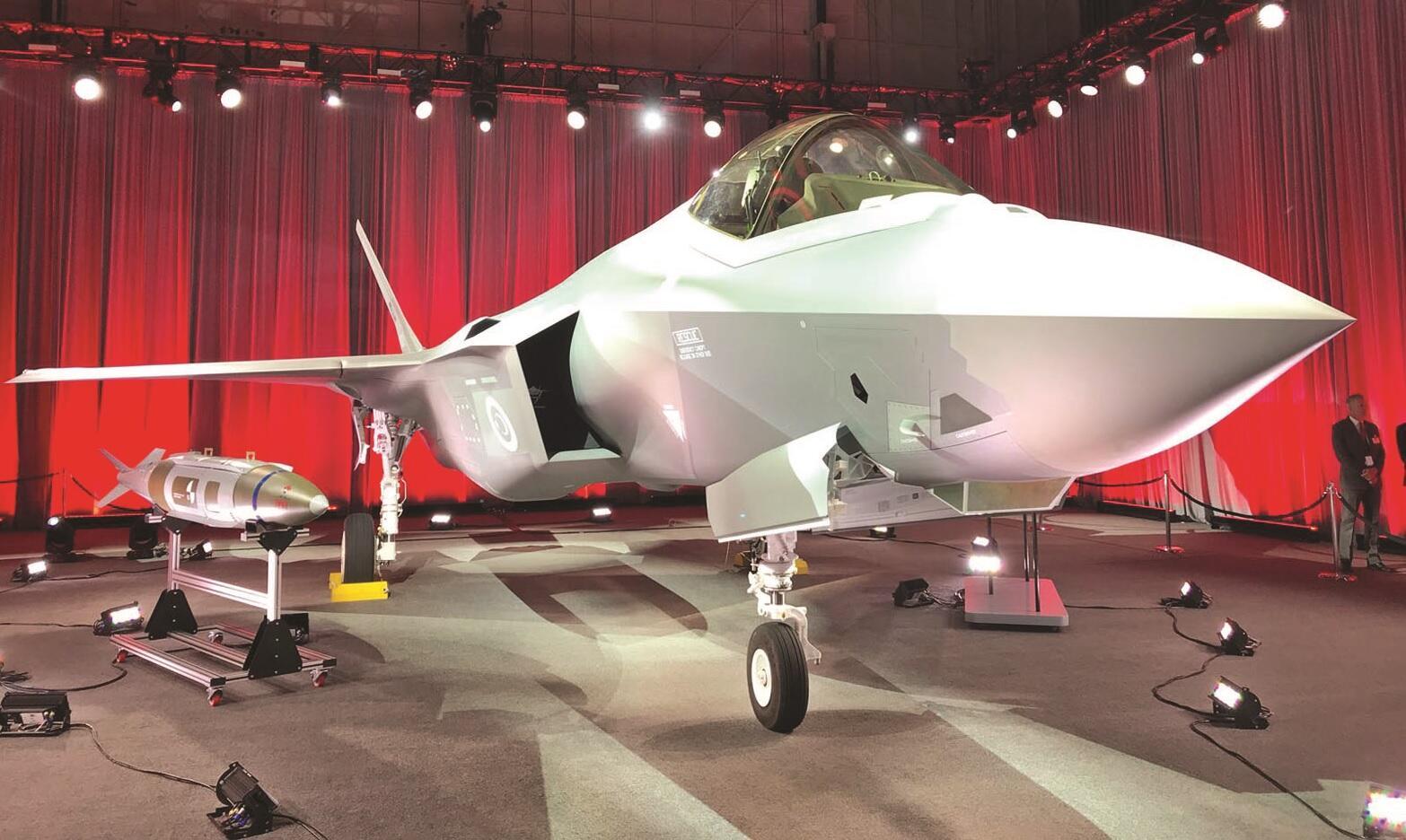 苏35无法替代F-35 土耳其或与俄合研隐形战机