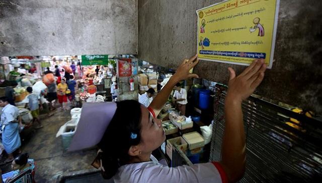 缅甸甲型H1N1流感已致90人死亡