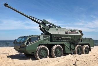世界少有轮式大口径自行火炮完成升级将交付