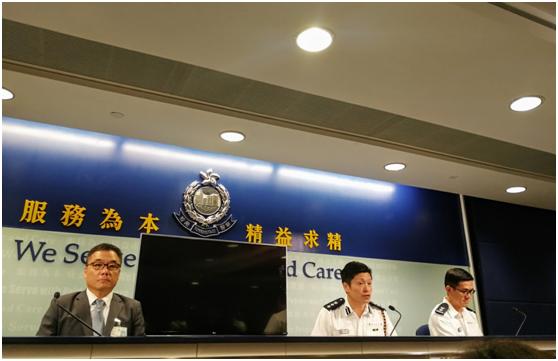 骨折、断指、面骨爆裂……香港警方:已有171名警员因暴力攻击受伤