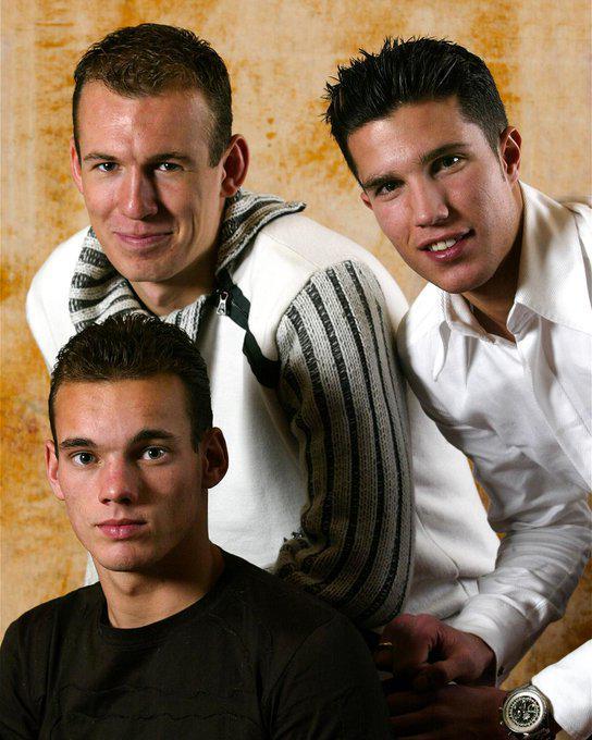 斯内德宣布退役 荷兰三巨头同年正式告别绿茵场