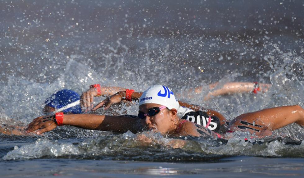 游泳水域臭味扑鼻,大肠杆菌超标严重,东京奥运准备好了吗