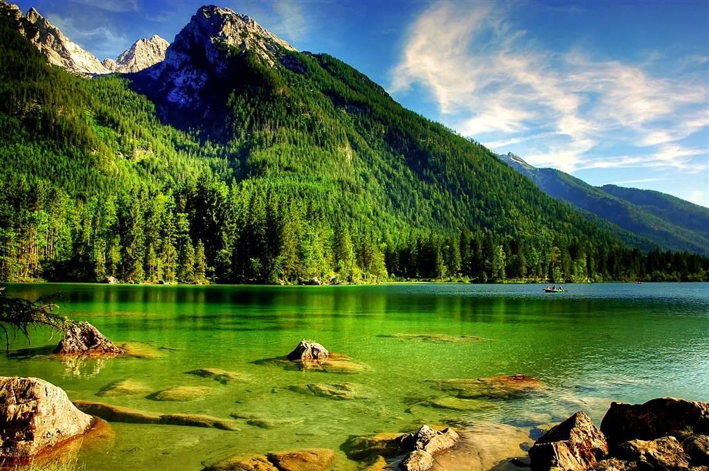 中国经济纵深谈:既要金山银山 也要绿水青山