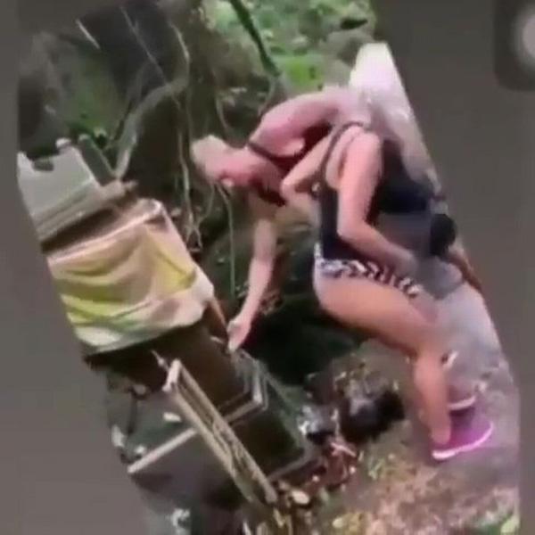 捷克情侣在巴厘岛一寺庙拍摄不雅视频 引当地人愤怒