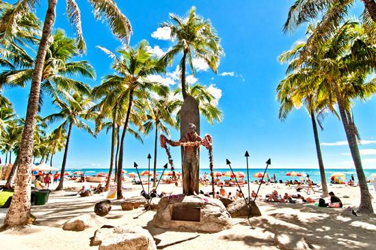 赴夏威夷中国游客锐减36% 恐危及当地经济