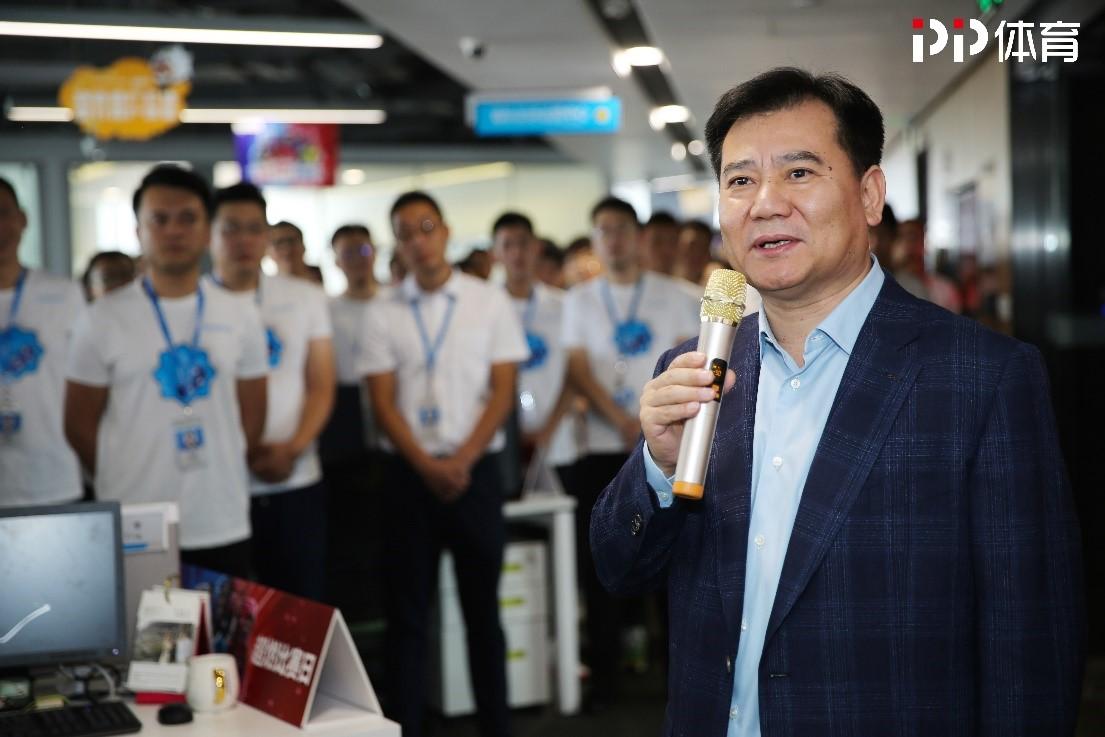 蘇寧體育提檔加速 張近東:未來2-3年實現IPO