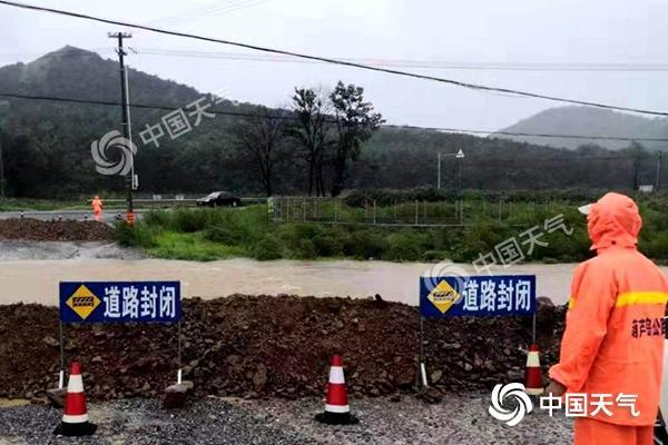 """4省会""""高烧""""至中旬 东北台风雨持续"""