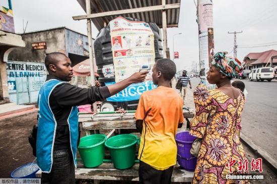 埃博拉新药面世 专家:感染初期治疗存活率高达9成