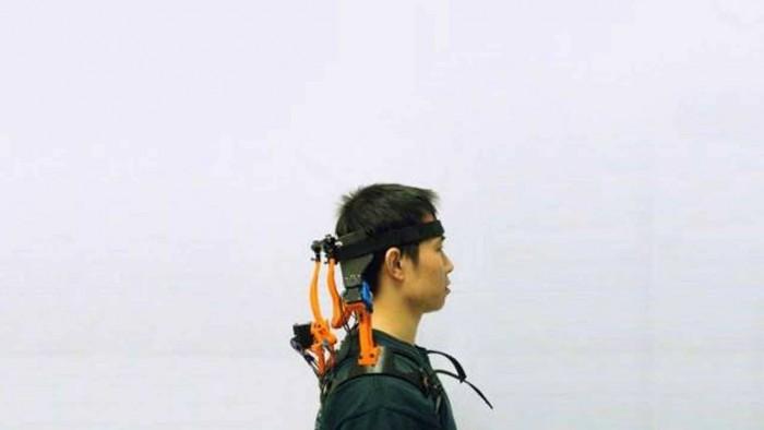 新型机械颈托可帮助ALS患者重获关节活动度