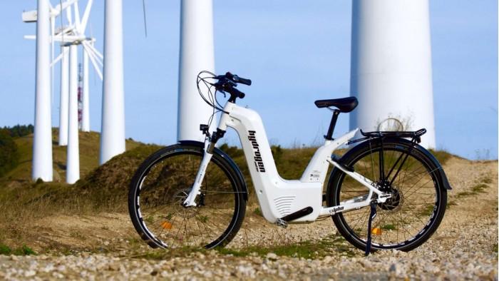 全球首款燃料电池电动自行车续航里程获50%提升