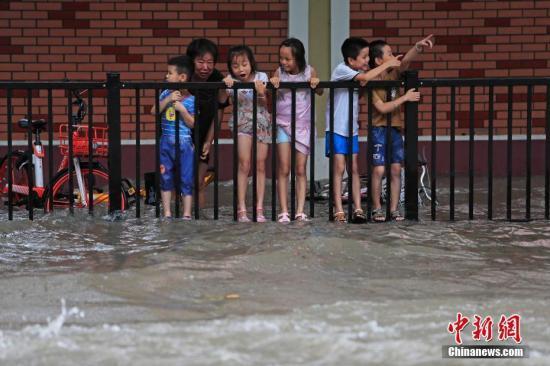 未来一周长江流域大部地区无雨 汛情总体平稳